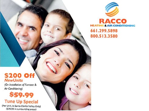 Heating and Air Conditioning Coupons